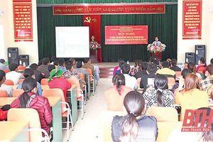 Ổn định đời sống, phát triển kinh tế vùng đồng bào dân tộc Khơ Mú