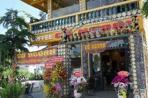 Quán cà phê Cổ Ngoạn được xác lập Kỷ lục Việt Nam