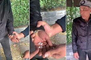 Tự xưng là thương binh còn nói dối heroin là thuốc đau chân