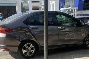 Phạt 500.000 đồng Giám đốc lái xe gây tai nạn để nhân viên nhận lỗi thay