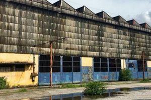 Sáng tạo từ không gian các nhà máy cũ ở Hà Nội