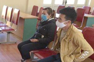 Phát hiện 2 vợ chồng nhập cảnh trái phép từ Lào vào Việt Nam