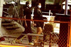 Rihanna dẫn bạn trai về ra mắt gia đình