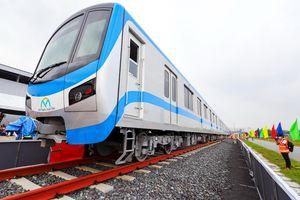 Metro số 1 của TP.HCM đã đạt 81% khối lượng