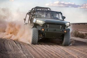GM sản xuất xe quân đội Mỹ dựa trên Chevrolet Colorado