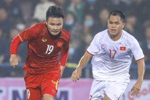 Quang Hải: 'Quan trọng nhất là hai đội đã làm được gì'