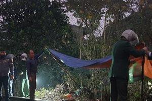Quảng Ninh: Phát hiện trẻ sơ sinh bị bỏ rơi cạnh đường tàu