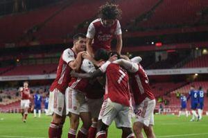 Arsenal đánh bại Chelsea 3-1