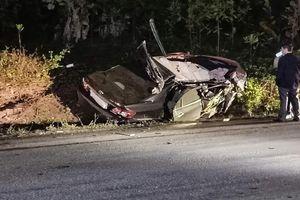 Bốn người thương vong trong vụ tai nạn giao thông tại Quảng Ninh