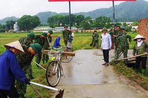 Chuyện chữa cháy rừng và chủ trương làm dân vận