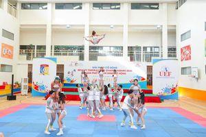 11 đội tranh tài Giải thể dục cổ động 'Infinity Cheerleading Championships 2020'