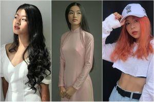 Dàn gái xinh thế hệ GenZ khiến dân tình ngắm mãi không chán