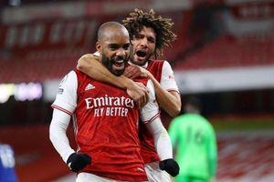 Arsenal chấm dứt chuỗi 7 trận không thắng