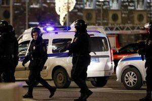 Nga thành công 'chặn đứng' âm mưu tấn công của 4 phần tử thuộc Nhà nước Hồi giáo (IS)