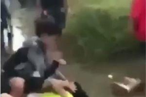 Làm rõ vụ 2 nữ sinh bị đánh dã man trên đường