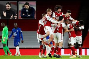 Arsenal tạo nên cú sốc, Rashford đi vào lịch sử Man United