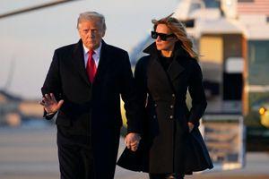Lại rộ tin Nhà Trắng sử dụng người đóng thế bà Melania Trump