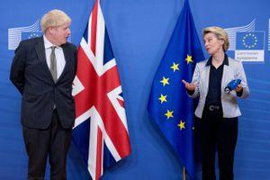 Anh công bố toàn văn thỏa thuận thương mại với EU