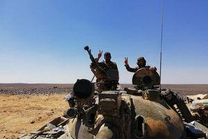 Quân đội Syria bị lực lượng thánh chiến tấn công dữ dội ở 'chảo lửa' Idlib