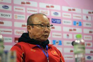 HLV Park Hang-seo chỉ ra lỗ hổng tại V-League sau trận hòa của ĐT Việt Nam