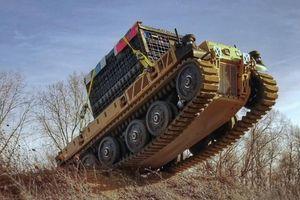 Robot chiến đấu RCV-L: Món quà Giáng sinh đặc biệt của quân đội Mỹ