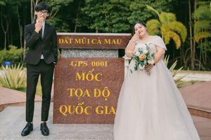 Đôi vợ chồng đi 13 tỉnh thành miền Tây chụp ảnh cưới