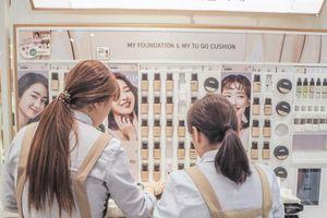 Ngành công nghiệp mỹ phẩm tỷ USD của Hàn Quốc lao dốc