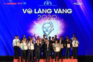 67 cá nhân và tập thể được trao giải 'Vô lăng vàng' năm 2020
