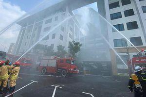 Công an TP Hà Nội: Chủ động khắc phục những tồn tại, bất cập để kiềm chế cháy nổ