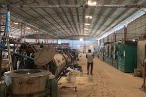 Lào tập trung phát triển công nghiệp chế biến