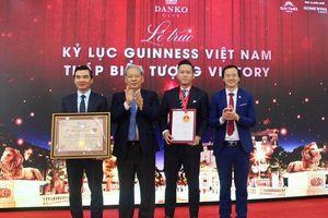 Tháp biểu tượng cao nhất Việt Nam tại khu đô thị Danko City - điểm tựa tạo nên giá trị văn hóa Việt