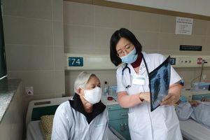 Truyền tế bào gốc điều trị phổi tắc nghẽn mạn tính