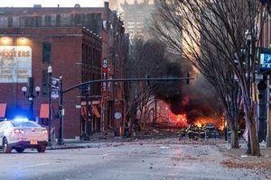 Đánh bom rung chuyển Nashville: Mỹ xác nhận danh tính nghi can, đối tượng đã tử vong