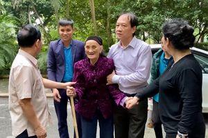 Gặp người phụ nữ đầu tiên nấu cơm cho Đội Việt Nam Tuyên truyền giải phóng quân