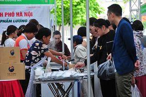 Hà Nội tổ chức thành công 5 chương trình kết nối sản xuất tiêu dùng bền vững