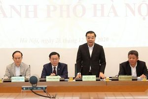 Hà Nội kiến nghị Bộ Nội vụ trình nhanh Chính phủ ban hành hướng dẫn thực hiện thí điểm mô hình chính quyền đô thị