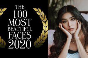 TC Candler công bố top 100 gương mặt nữ đẹp nhất, sao Việt duy nhất là rich kid đình đám