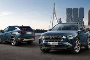 Hyundai Tucson 2021 nhiều khả năng sẽ đạt giải xe của năm tại châu Âu