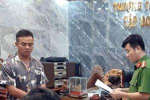 Quảng Nam: Bắt giám đốc trẻ làm giả sổ đỏ, chiếm đoạt hàng chục tỷ đồng