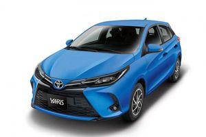 Toyota Yaris 2021 bản nâng cấp mới ra mắt, cạnh tranh Hyundai Accent