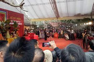 Thanh Hóa: Nghiên cứu, phục dựng và phát huy lễ hội Phủ Trịnh