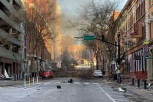 Vụ đánh bom ở Nashville ngày Giáng sinh: Cảnh sát Mỹ xác định danh tính nghi can