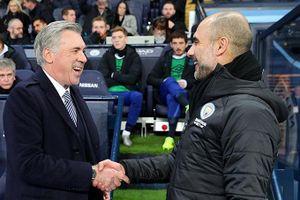Tâm điểm Everton - Manchester City