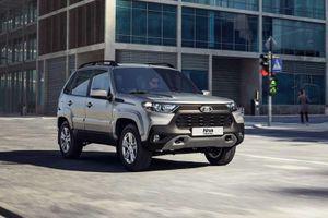 Hãng xe huyền thoại của Nga ra mắt mẫu crossver mới, ngoại thất liên tưởng Toyota RAV4