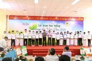 Bình Điền đồng hành cùng học bổng Vì tương lai Việt Nam