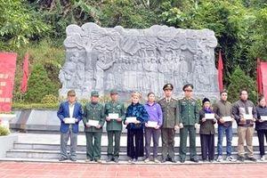 Nhiều hoạt động ý nghĩa của tuổi trẻ Cục Ngoại tuyến tại Cao Bằng