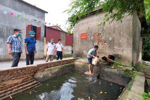 Nâng cao hiệu quả cung ứng dịch vụ thủy lợi