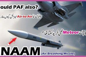 Anh và Nhật Bản hợp tác phát triển tên lửa tối tân JNAAM