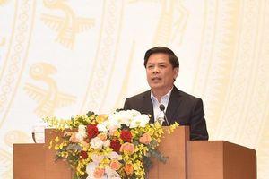 Bộ trưởng GTVT: Đang cố gắng hoàn thành nhanh nhất đường sắt Cát Linh – Hà Đông