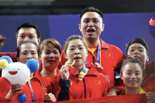 Thể thao Việt Nam 2020: Vui nhất cử tạ, buồn nhất... cử tạ
